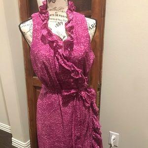 Ann Taylor Loft Wrap Dress.  No tags, never worn